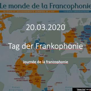 Tag der Frankophonie